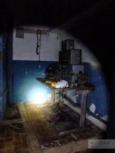 подземный бункер нквд владивосток суханова
