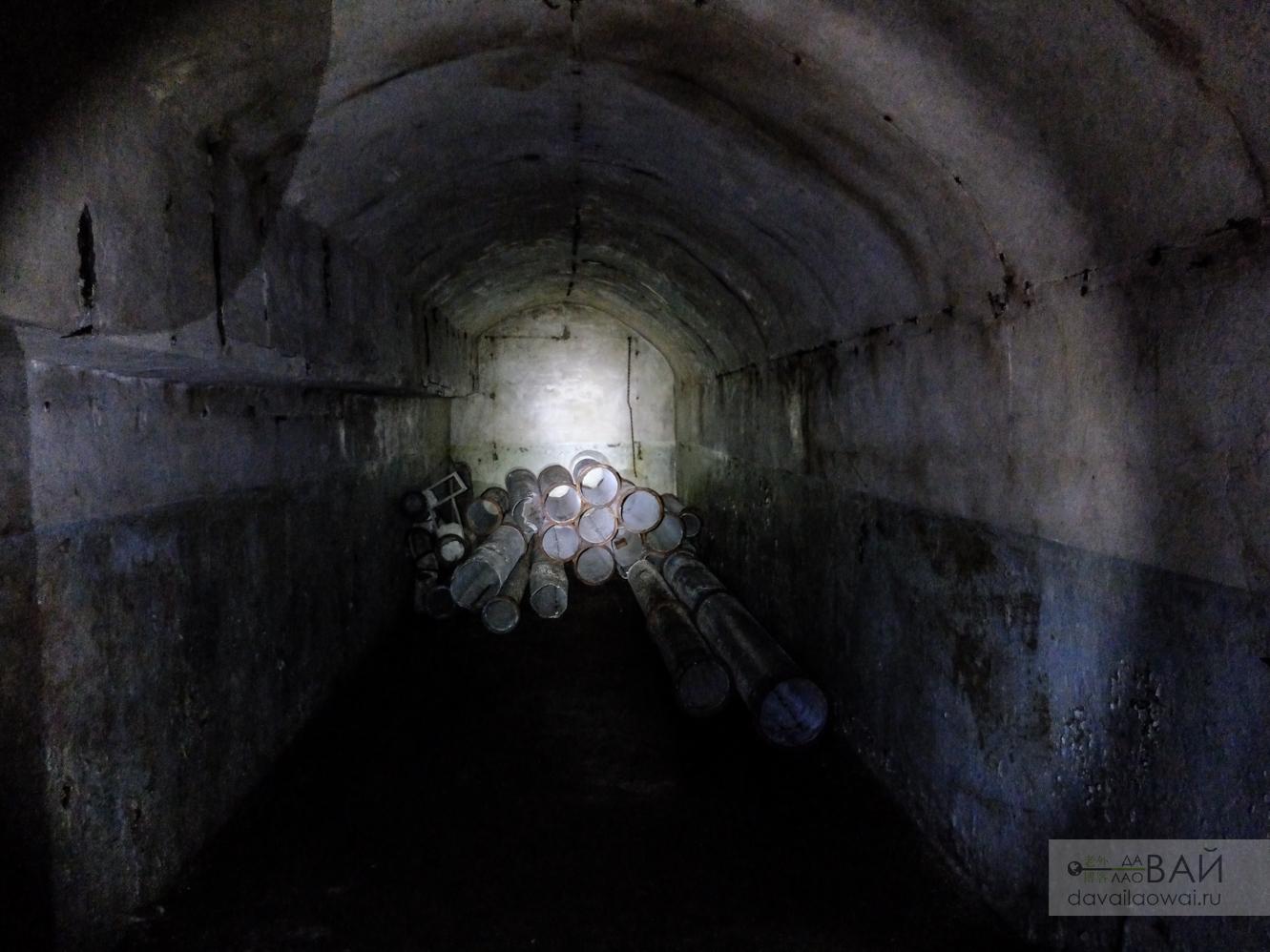тоннельные казармы владивосток