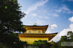 Золотой дворец Кинкаку-дзи 金閣寺