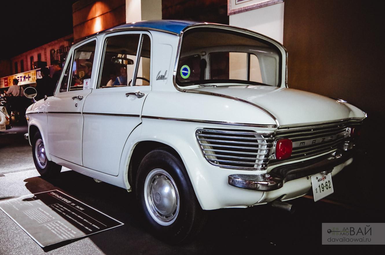 Mazda Carol Toyota megaweb