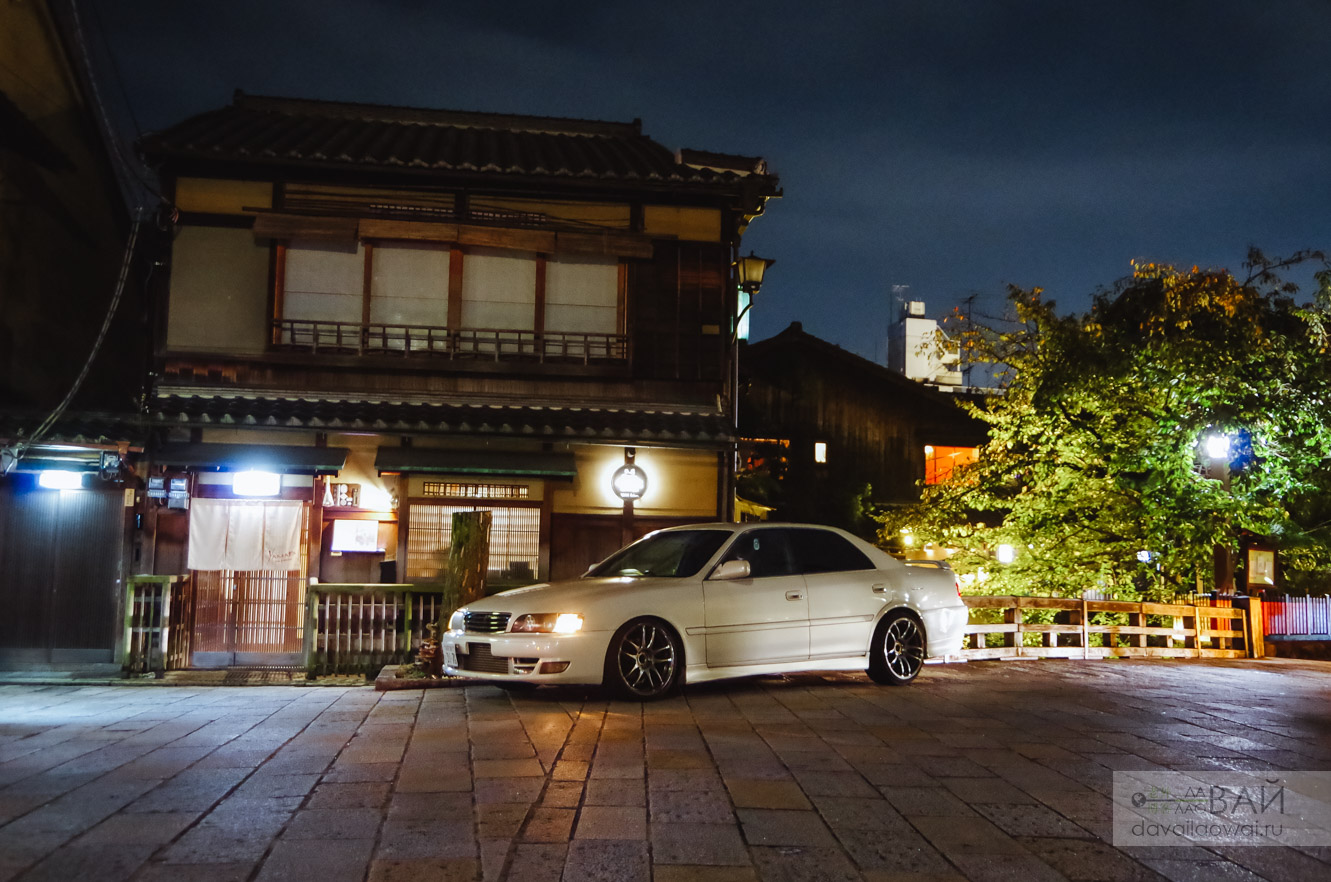 gion toyota chaser gion kyoto