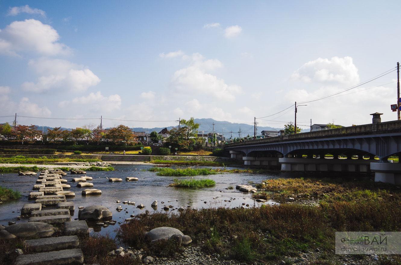 река камо в киото