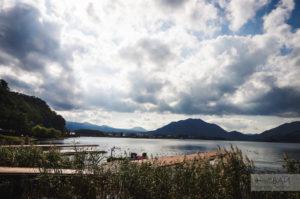 фудзи озеро кавагучик