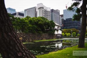 tokyo emperor castle токийский императорский дворец
