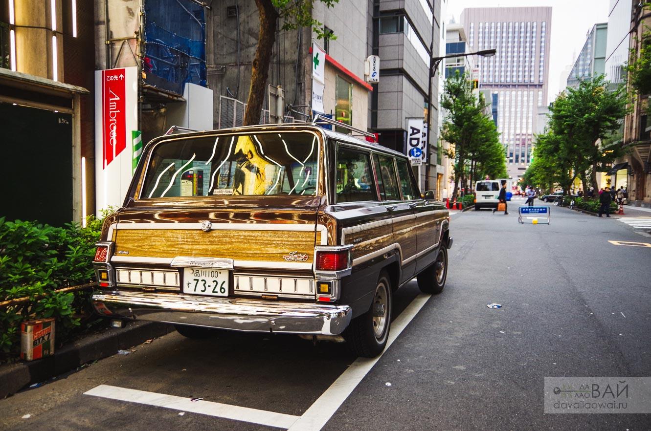 jeep wrangler tokyo japan