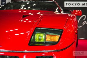 ferrari f40 tokyo motor show токио автошоу