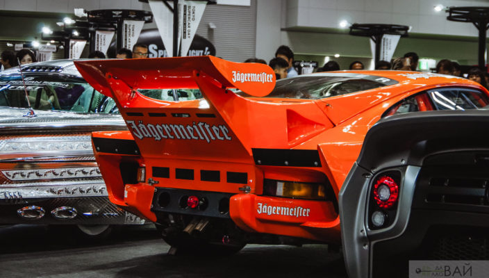 Kremer Porsche 935 K3 tokyo motorshow