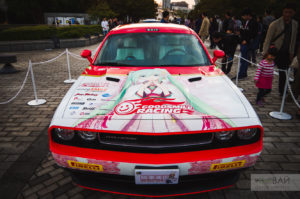 dodge challenger itashi tokyo motor show