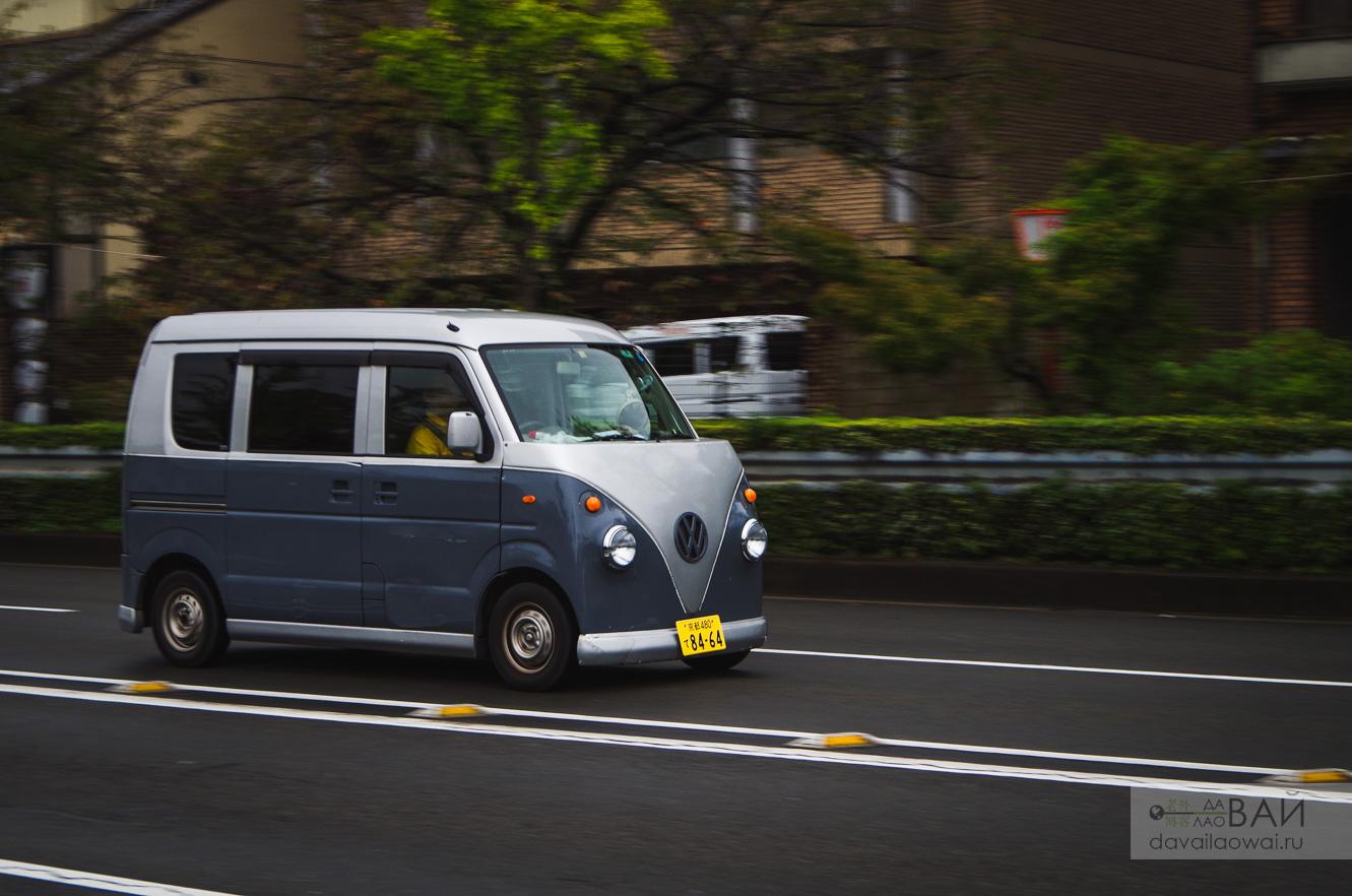 автобус под фольксфаген самба