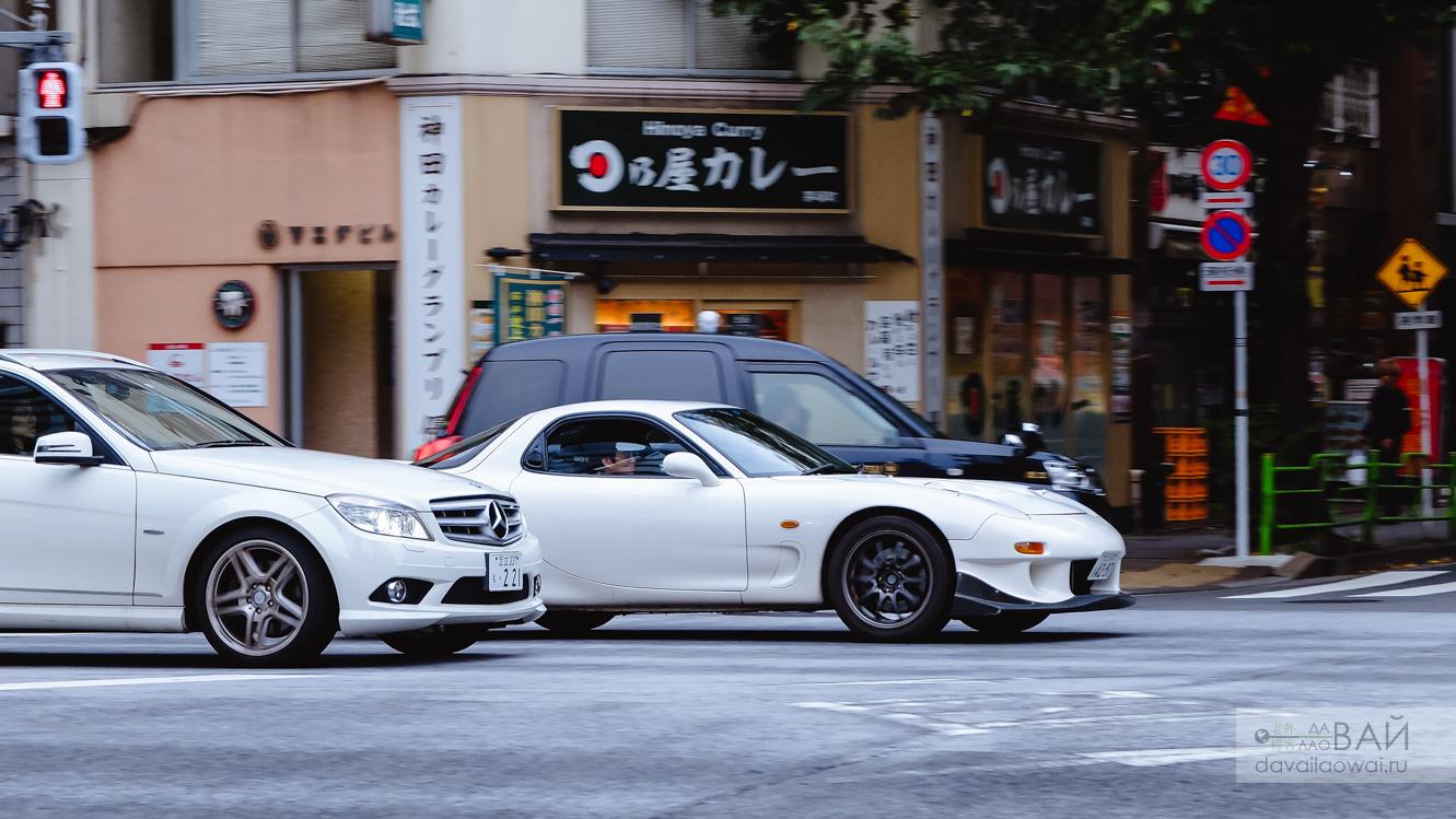 mazda rx-7 tokyo