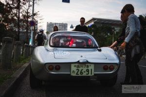 Ginetta G4 tokyo show