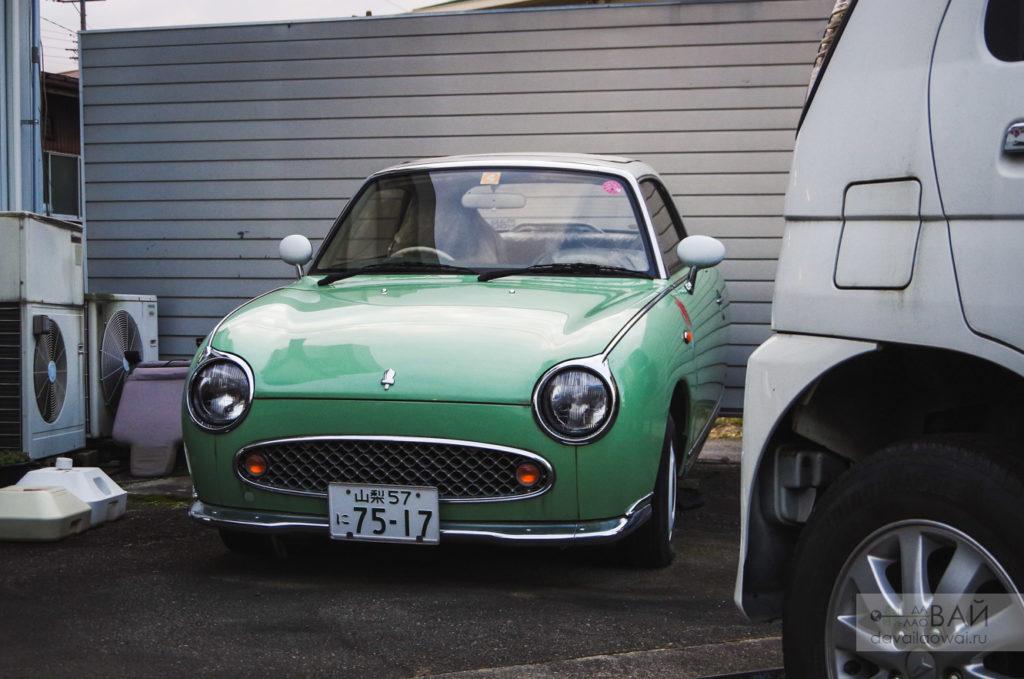 Nissan Figaro JAPAN photo