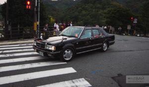 такси япония ниссан цедрик