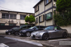 japanese cars street photo S2000