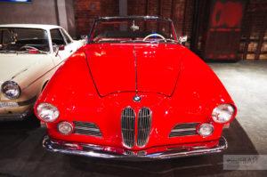 BMW 503 glion