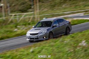Subaru Legacy BM Zmeinka time attack рекорды