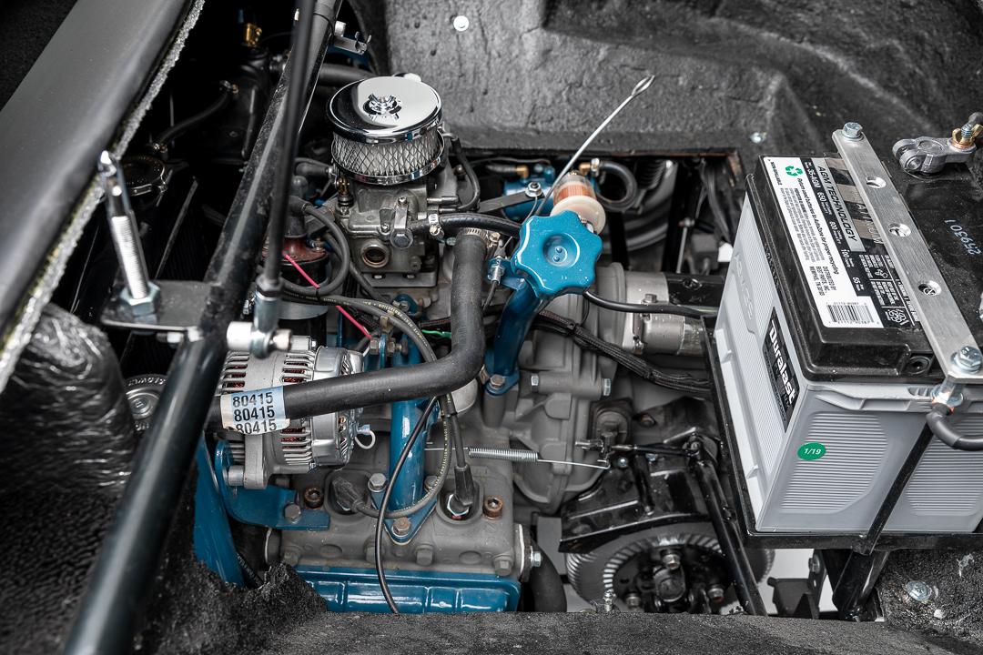 Corwin Getaway subaru engine