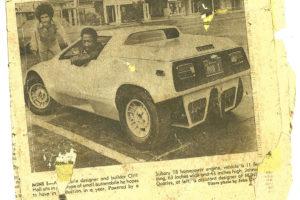 Corwin Getaway 1969